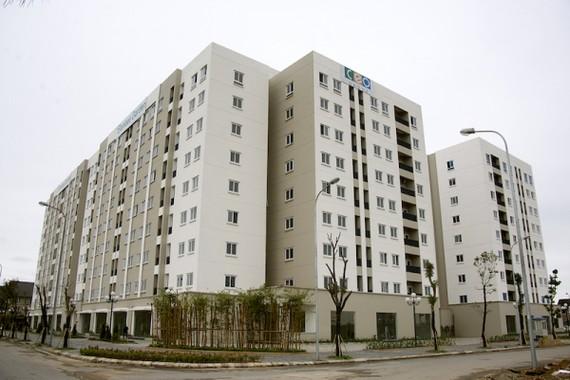 10 năm phát triển nhà ở xã hội mới hoàn thành chưa đến 50% mục tiêu Chiến lược phát triển nhà ở quốc gia đến năm 2020.