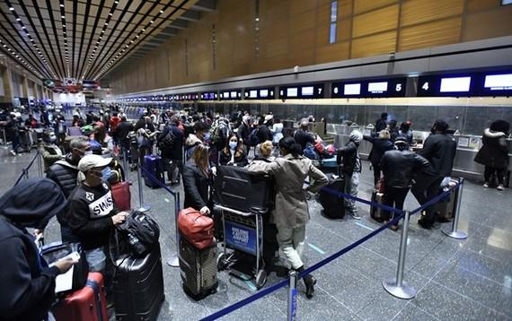 Mỹ ban hành lệnh cấm nhập cảnh đối với người đến từ Ấn Độ