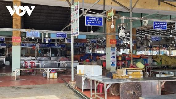 Hiện thành phố Đà Nẵng đã tạm dừng hoạt động một số chợ vì liên quan ca nghi mắc Covid-19.