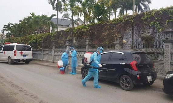 Hải Phòng ghi nhận ca mắc COVID-19 tại huyện Tiên Lãng liên quan ổ dịch Bệnh viện K Tân Triều, Hà Nội - Ảnh: TIẾN THẮNG