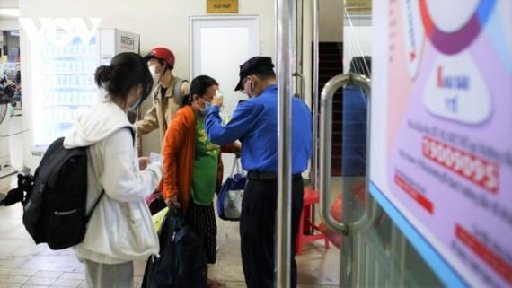 TPHCM dừng vận chuyển khách đến các vùng có dịch từ 0 giờ ngày 15/5
