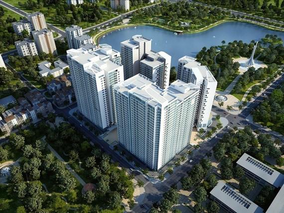 TNS Property Management quản lý vận hành cụm nhà chung cư Mandarin Garden