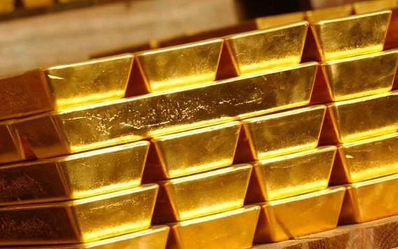 Các chuyên gia Phố Wall và nhà đầu tư cá nhân đang có cùng tâm lý lạc quan về triển vọng ngắn hạn của giá vàng. (Ảnh minh họa: KT)