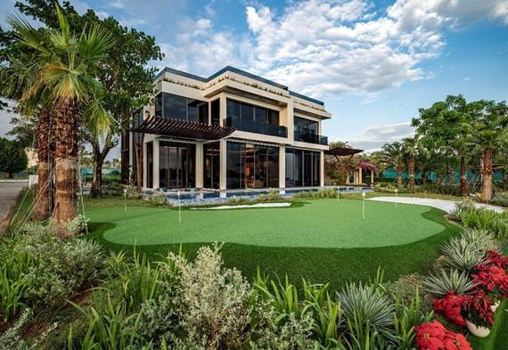 PGA Golf Villas – second home đặc sắc của dòng bất động sản nghỉ dưỡng. Ảnh nhà mẫu PGA Golf Villas – dự án NovaWorld Phan Thiet
