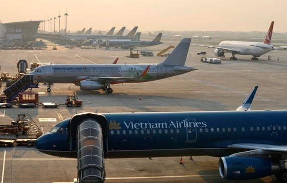 Định hướng đến năm 2050, cả nước có 29 sân bay bao gồm 14 sân bay quốc tế, 15 sân bay nội địa. (Ảnh: CTV/Vietnam+)