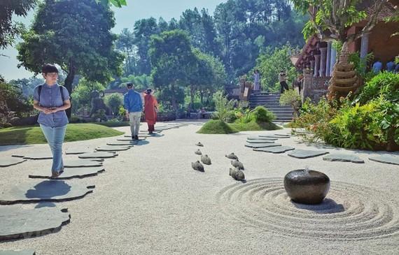 Cần cân bằng 'nội-ngoại' cho tương lai ngành du lịch Việt Nam. (Ảnh minh họa: Mai Mai/Vietnam+)