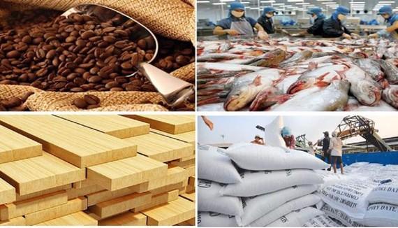 Xuất nhập khẩu ngành nông nghiệp 8 tháng đầu năm 2021.