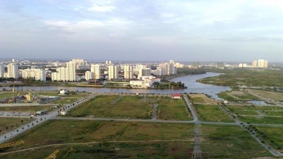 Nguồn thu từ đất đai đang có vai trò quan trọng trong phát triển kinh tế của hầu hết địa phương cả nước (Ảnh minh họa: KT)