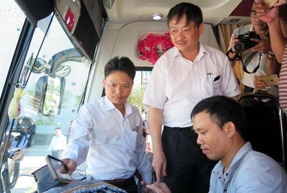 Giữa khó khăn đại dịch, Sở GTVT Hà Nội đôn đốc doanh nghiệp vận tải khẩn trương lắp camera trên ôtô