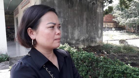 Người thân nạn nhân Linh đã tới Bình Dương nhận thi thể