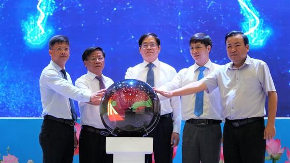 Ra mắt cổng thông tin điện tử Đảng bộ tỉnh Tây Ninh