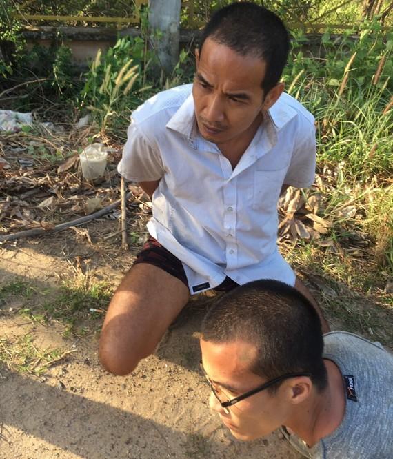 2 đối tượng trốn trại bị bắt giữ