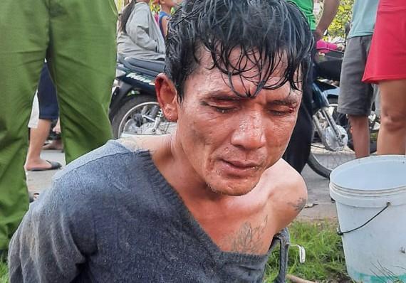 Đối tượng cướp taxi bị bắt giữ sau khi bỏ chạy hơn 100 km