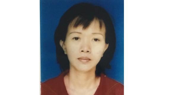 Ảnh nhận dạng bà Nguyễn Thị Thu Hương (công an cung cấp)