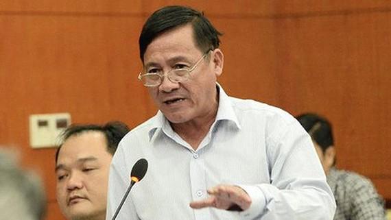 Ông Nguyễn Ngọc Công đã bị khiển trách do có vi phạm trong kê khai tài sản