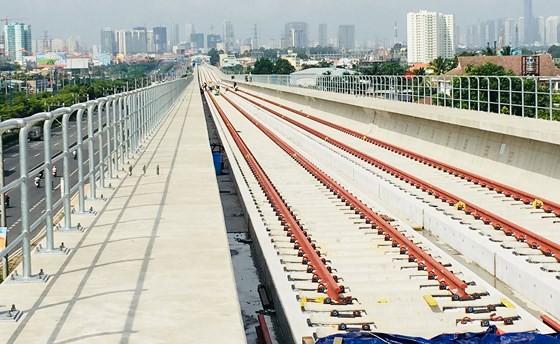 Tuyến metro Bến Thành - Suối Tiên dự kiến hoàn thành và đưa vào khai thác, sử dụng vào năm 2020