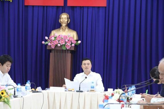 Ông Bùi Xuân Cường, Trưởng Ban Quản lý Đường sắt đô thị TPHCM (MAUR) kỳ vọng sẽ sớm giải quyết những vướng mắc, đảm bảo thanh toán 100% theo khối lượng thi công cho nhà thầu