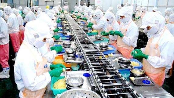 Ngành công nghiệp chế biến thu hút vốn FDI của các dự án cấp mới trong tháng 1