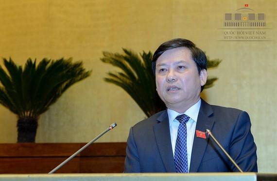 Viện trưởng Viện Kiểm sát nhân dân tối cao (VKSNDTC) Lê Minh Trí