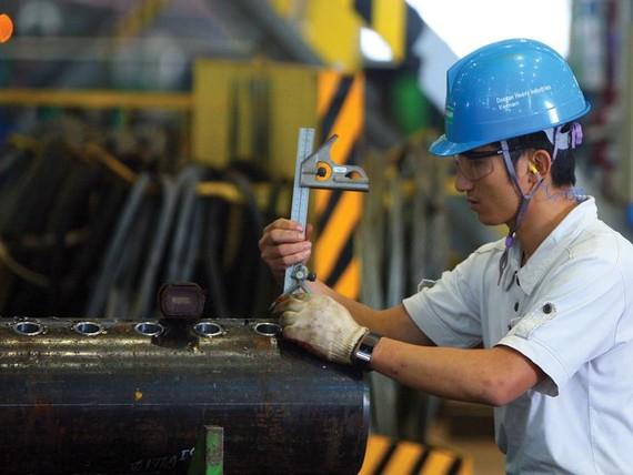 Ngành công nghiệp chế biến, chế tạo tiếp tục được các nhà đầu tư nước ngoài rót vốn nhiều nhất