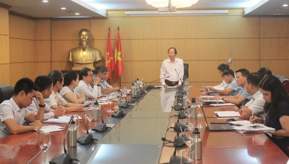 Thứ trưởng Võ Tuấn Nhân khẳng định, Bộ Tài nguyên và Môi trường sẽ tổng hợp các ý kiến và báo cáo Thủ tướng Chính phủ ngay trong tháng 8