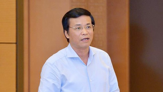 Tổng Thư ký Quốc hội, Chủ nhiệm Văn phòng Quốc hội Nguyễn Hạnh Phúc. Ảnh: QUOCHOI