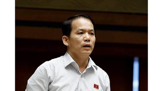 Tân Ủy viên Ủy ban Thường vụ Quốc hội Hoàng Thanh Tùng