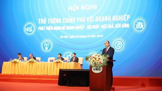Thủ tướng Nguyễn Xuân Phúc chủ trì hội nghị