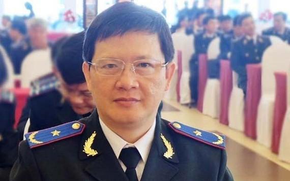 Tân Thứ trưởng Bộ Tư pháp Mai Lương Khôi. Ảnh: Bộ Tư pháp