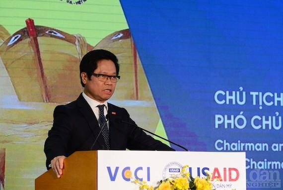 TS. Vũ Tiến Lộc, Chủ tịch Phòng Thương mại và Công nghiệp Việt Nam