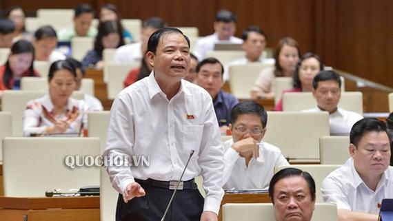 Bộ trưởng Bộ Nông nghiệp và Phát triển nông thôn Nguyễn Xuân Cường