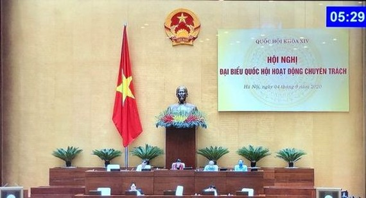 Hội nghị Đại biểu Quốc hội (ĐBQH) chuyên trách sẽ cho ý kiến về hai dự án Luật