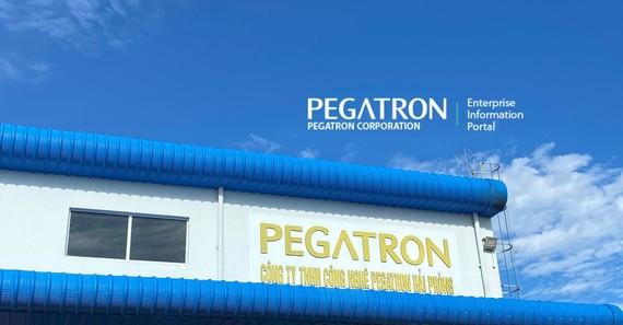 Pegatron đã nhận giấy chứng nhận đăng ký đầu tư dự án đầu tiên của mình tại Hải Phòng vào tháng 3-2020