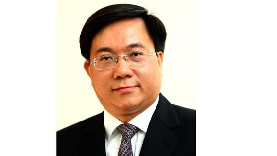 Tân Thứ trưởng Bộ KHĐT Trần Duy Đông