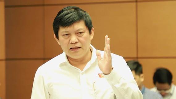 Ông Phạm Phú Quốc