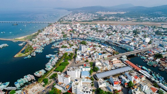 Huyện đảo Phú Quốc sẽ trở thành thành phố Phú Quốc kể từ ngày 1-3-2021