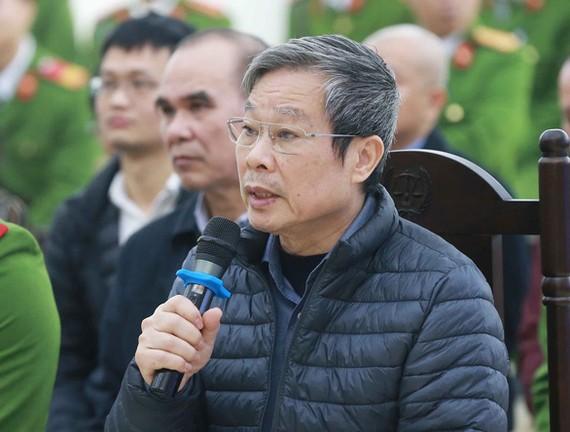 Ông Nguyễn Bắc Son, cựu Bộ trưởng Bộ Thông tin và Truyền thông đã bị kết án chung thân về tội nhận hối lộ