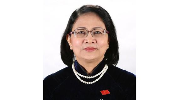 Đồng chí Đặng Thị Ngọc Thịnh được Quốc hội bầu giữ chức vụ Phó Chủ tịch nước CHXHCN Việt Nam vào tháng 4-2016