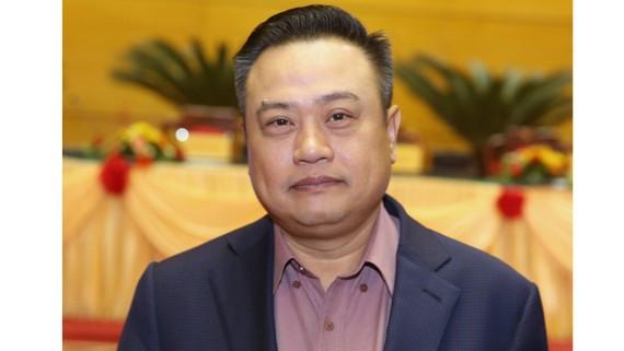 Tổng Kiểm toán Nhà nước Trần Sỹ Thanh. Ảnh: QUANG PHÚC