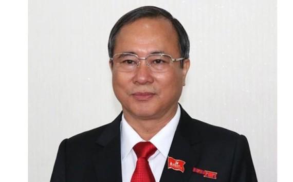 Bí thư Tỉnh ủy Bình Dương Trần Văn Nam. Ảnh: TTXVN