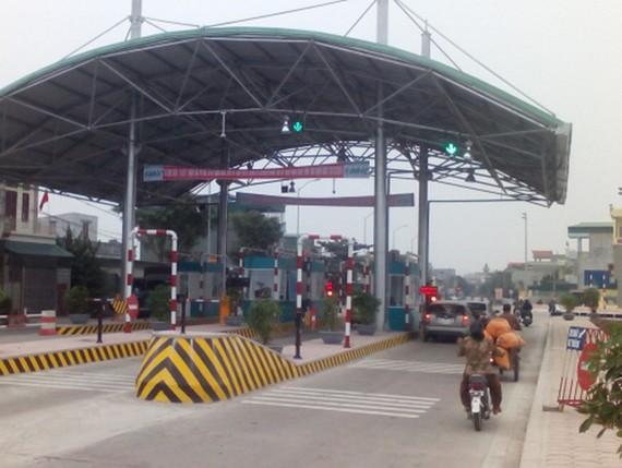 Dự án BOT Thanh Nê (Thái Bình), một trong  những dự án BOT  từng có nhiều tai tiếng