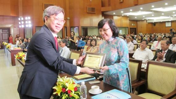 Hình ảnh tại lễ Kỷ niệm 30 năm thành lập ngân hàng Saigonbank