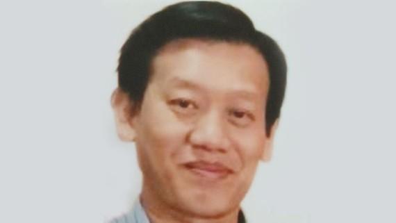 Ông Lê Nguyên Hưng - Nguyên Phó Giám đốc Eximbank Chi nhánh TPHCM. Ảnh: CA