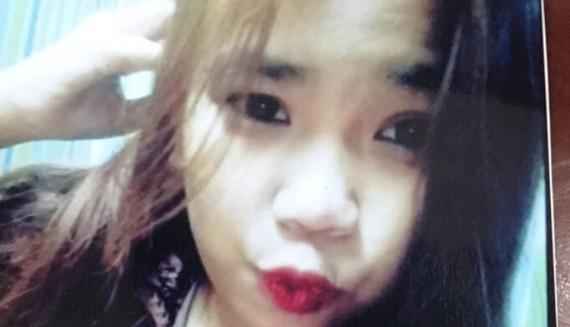 Hình ảnh nữ sinh 17 tuổi mất tích đầy bí ẩn. Ảnh: ĐAN NGUYÊN