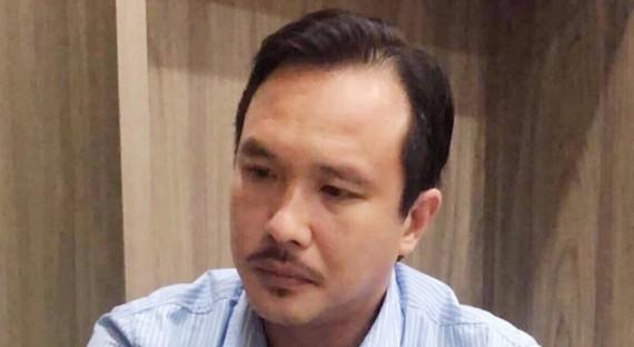 """""""Ông trùm"""" Nguyễn Hoàng Long cầm đầu đường dây đánh bạc gần 10.000 tỷ đồng vừa bị triệt phá."""