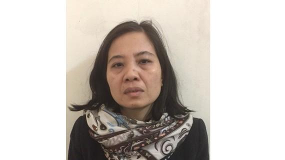 Bị can Nguyễn Thị Thu Thủy.