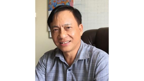 Ông Trần Quốc Tuấn, nguyên Giám đốc Ngân hàng Nhà nước chi nhánh Đồng Nai. Ảnh: H.G