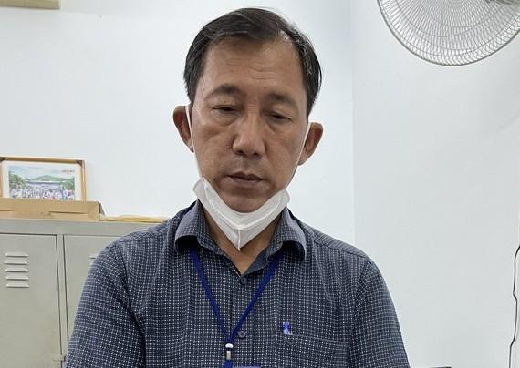 Bị can Huỳnh Hồng Sơn