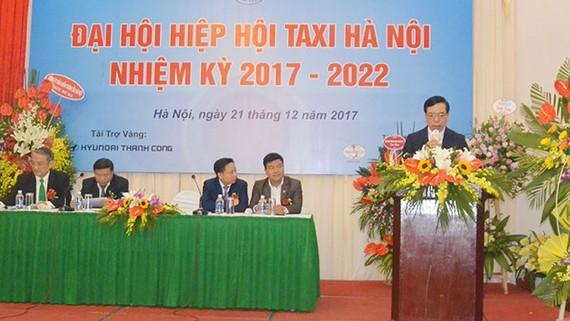 Đại hội Hiệp hội taxi Hà Nội