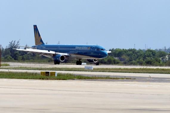 Vietnam Airlines tăng chuyến đến Jakarta phục vụ người hâm mộ xem tứ kết ASIAD 2018